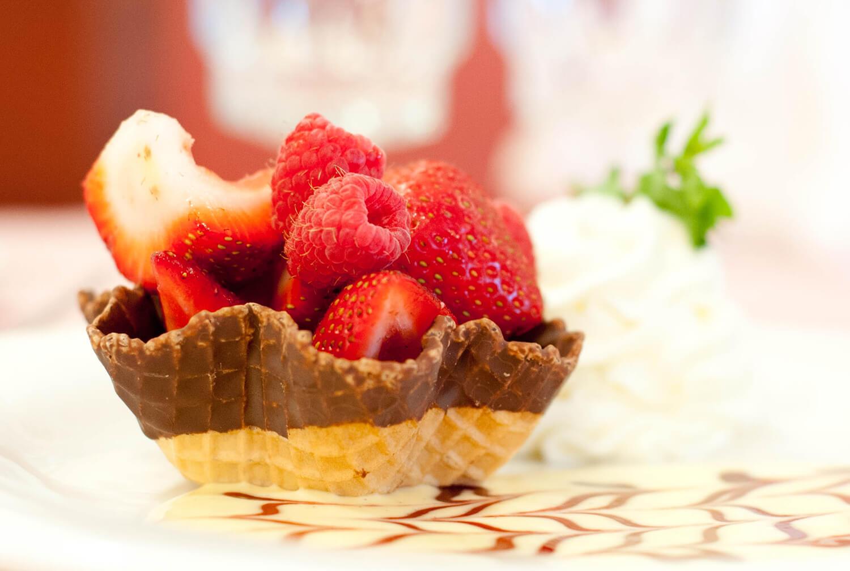 Berry Dessert