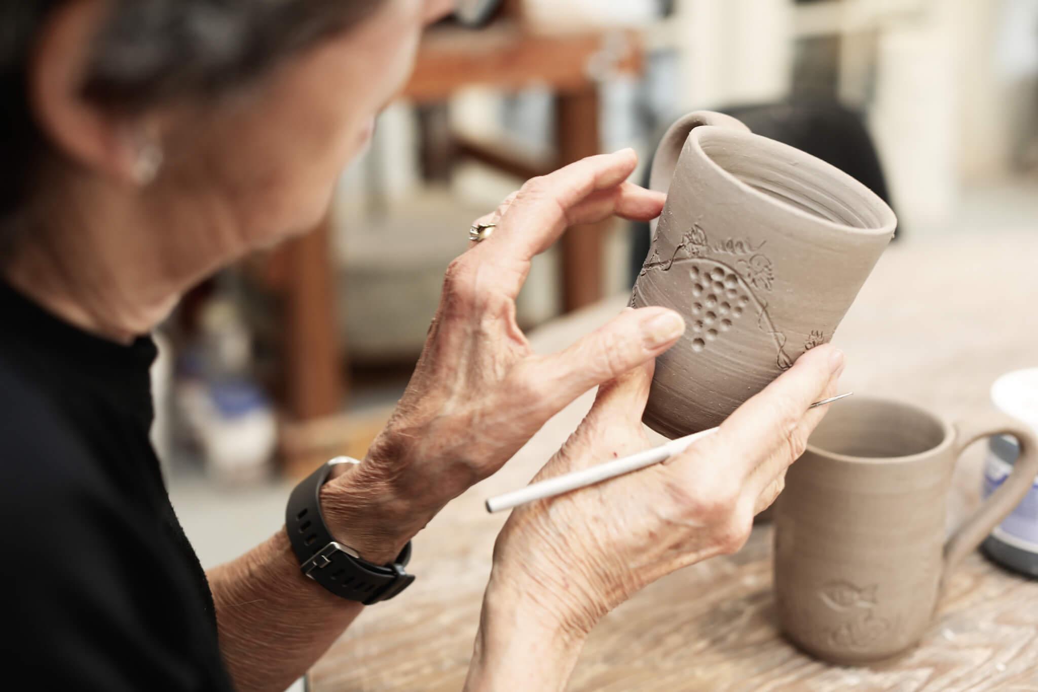Building a Ceramic Mug