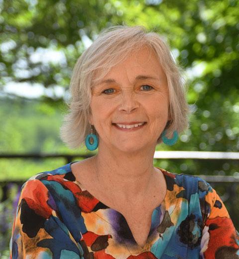 Jessie Rodrique - Director of Programs